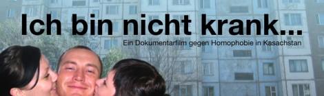 """""""Ich bin nicht krank - Ich bin schwul!"""" auf dem CSD in Köln!"""